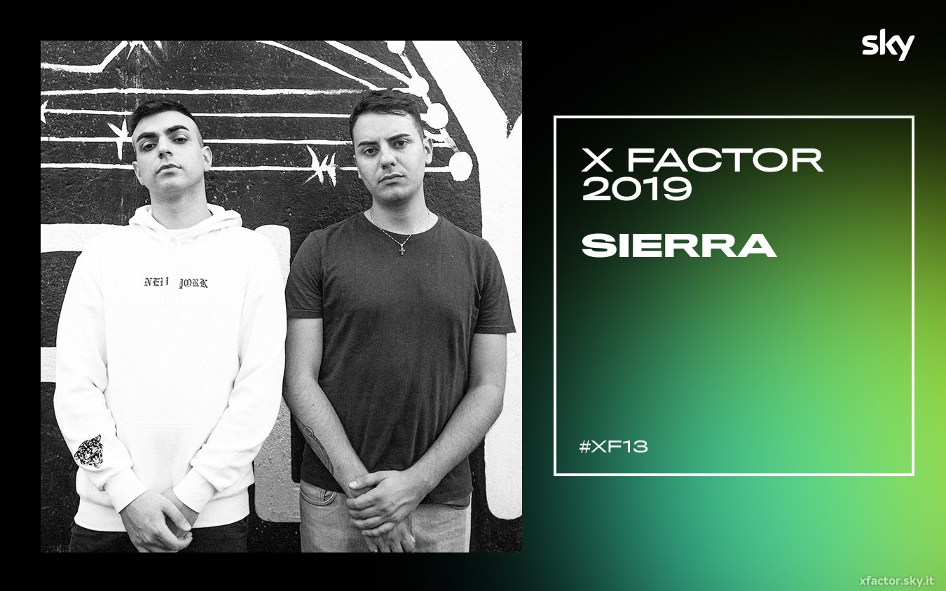 I concorrenti di X Factor 2019 chi sono i Sierra VIDEO