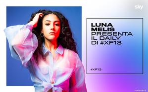 Luna Melis è la conduttrice del Daily di #XF13