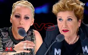 I giudici di X Factor: Mara contro Malika per Nicola VIDEO