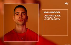 Mahmood è l'ospite del quinto Live Show di X Factor 2019