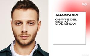 Anastasio è l'ospite del sesto Live Show di X Factor 2019