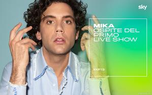 Mika ospite del primo Live Show di X Factor 2019