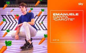 "Emanuele Crisanti canta ""Carote"" alle Audizioni di X Factor VIDEO"