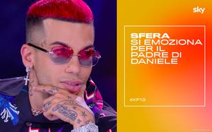I giudici di X Factor: Sfera Ebbasta si commuove per il padre di Daniele VIDEO