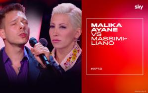 I giudici di X Factor: Malika Ayane contro Massimiliano di Paolo VIDEO