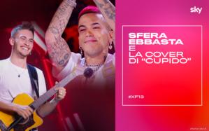 I giudici di X Factor: Sfera Ebbasta e la cover acustica di Cupido VIDEO
