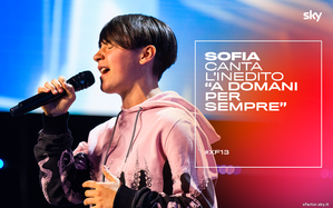 """Sofia Tornambene canta """"A domani per sempre"""" alle Audizioni di X Factor VIDEO"""