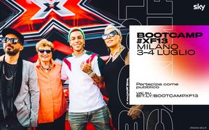 Vieni al Bootcamp di X Factor 2019