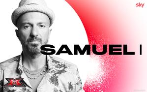 Samuel giudice di X Factor 2019