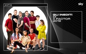 Gli inediti di X Factor 2019