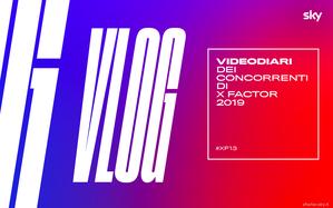 Videodiari 8: i vlog dei finalisti di X Factor 2019