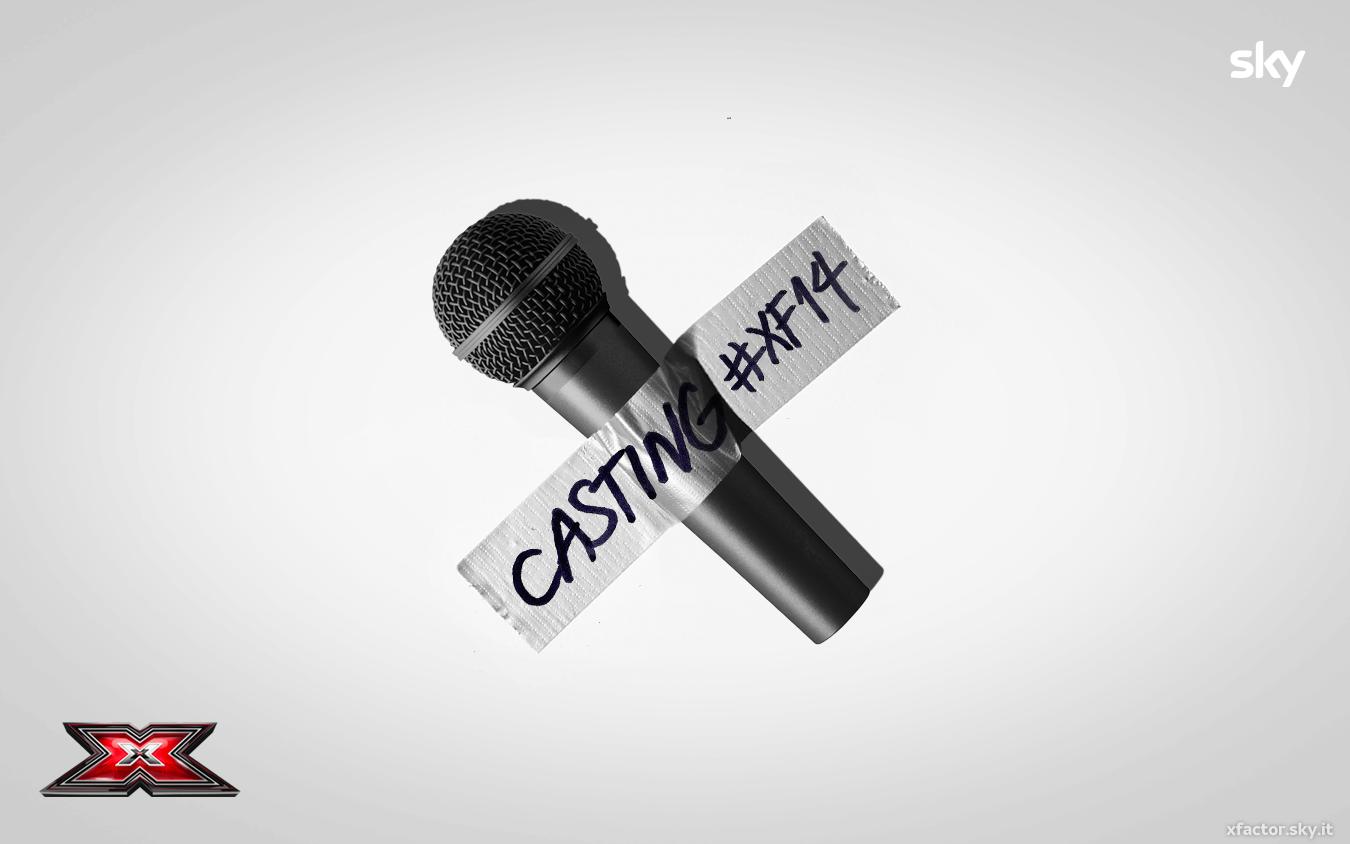 Iscriviti ai casting di X Factor 2020!