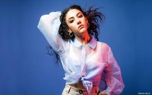 Le foto più belle di Luna Melis, la nuova conduttrice di X Factor Daily