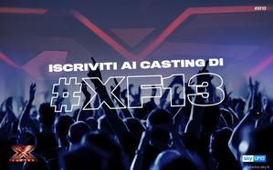 Iscriviti ai casting di X Factor 2019!