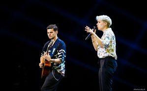 Le foto dei Seawards a X Factor 2019