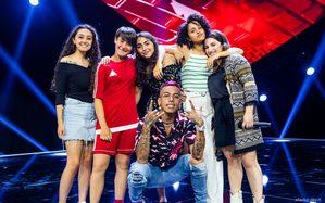 Le foto del Bootcamp delle Under Donna a X Factor 2019