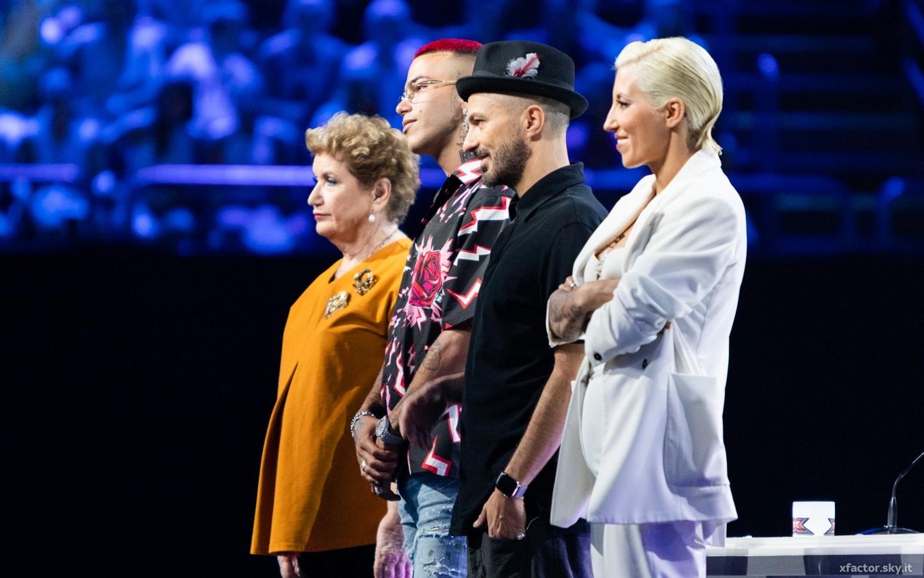X Factor Italia cover image