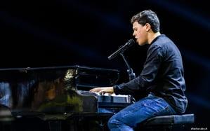 Le foto di Davide Rossi a X Factor 2019