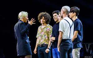 Le foto del Bootcamp degli Under Uomini a X Factor 2019