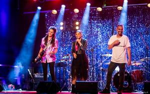 Le foto dei Booda a X Factor 2019
