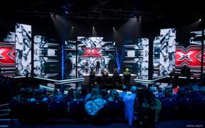 X Factor Live 1: le foto dell'Opening e della prima manche