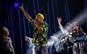 L'opening del primo Live di X Factor: il making of