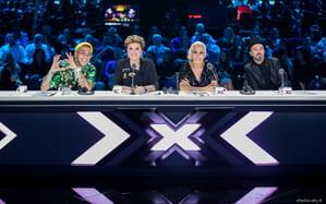 X Factor Live 1: le foto della seconda manche