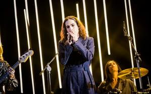 X Factor Live 2: le foto dei Måneskin ospiti