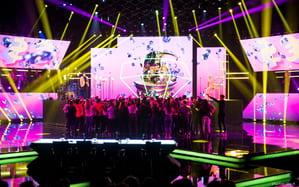 X Factor Live 3: le foto dell'Opening e della prima manche