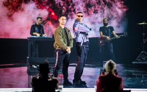 X Factor Live 3: le foto di Marracash ospite