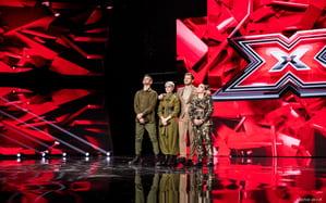 X Factor Live 4: le foto della seconda manche
