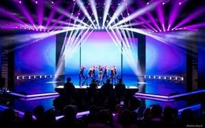 X Factor Live 4: le foto di Mabel ospite