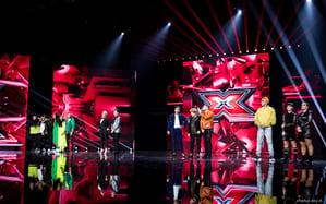 X Factor Live 5: le foto della manche inediti