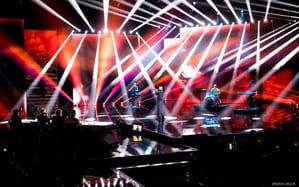 X Factor Live 5: le foto dell'Opening con Mahmood