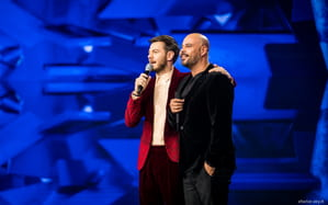 Il monologo di Alessandro Cattelan e Marco D'Amore a X Factor VIDEO