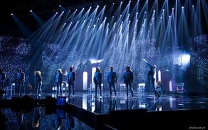 X Factor Live 6: le foto dell'Opening e della prima eliminazione