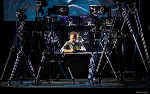 X Factor Live 6: le foto di Anastasio ospite