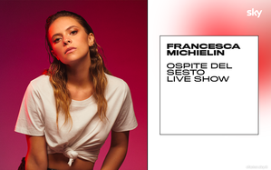 Francesca Michielin è l'ospite del sesto Live Show di X Factor 2019