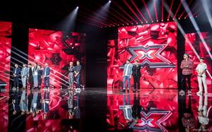 X Factor Live 7: le foto della prima manche