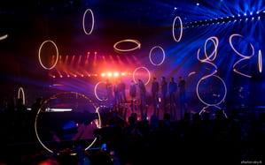 Le foto di Tiziano Ferro ospite della Semifinale di X Factor 2019