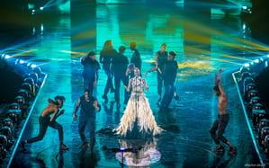 Le foto di Lous and the Yakuza ospite della Finale di X Factor 2019