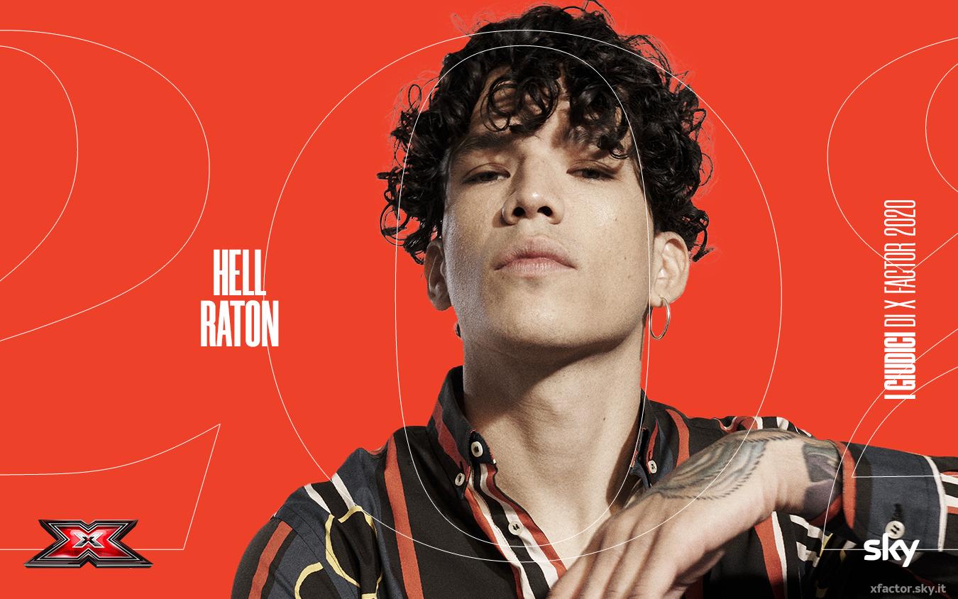 Chi è Hell Raton, il nuovo giudice di X Factor 2020 – X Factor | Sky Uno