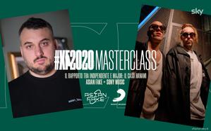 Il terzo appuntamento con le Masterclass di X Factor 2020