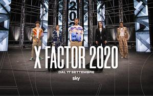 X Factor 2020, dal 17 settembre su Sky Uno