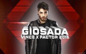 Giosada è il vincitore di X Factor 2015