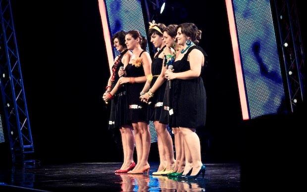 xfactor-5-audizioni-forli-five-sisters