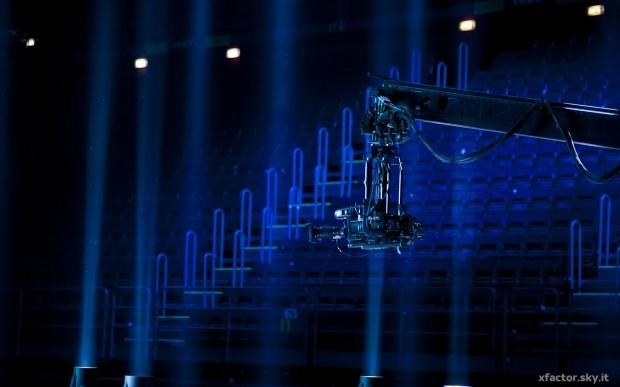 Telecamera sospesa nel Forum