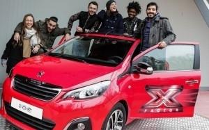 I protagonisti di #XF8 a favore di ANT
