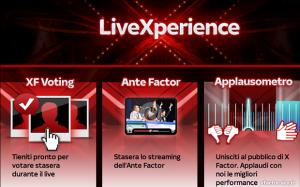 LiveXperience: scopri il mondo di X Factor 2013