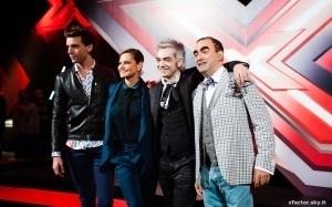 I giudici presentano i concorrenti della settima edizione di X Factor
